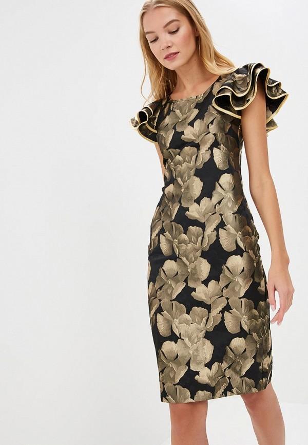 Купить Платье MadaM T черного цвета