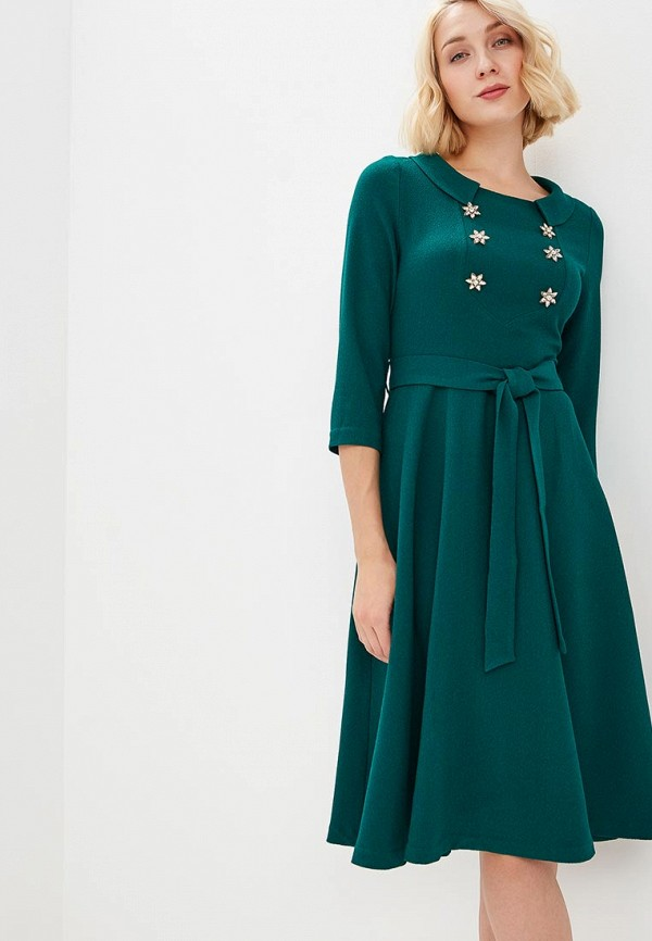 Платье MadaM T MadaM T MA422EWDRRU2