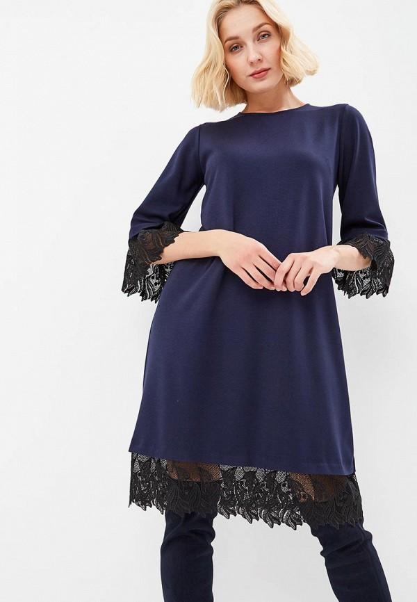 Купить Платье MadaM T, ma422ewdrru3, синий, Весна-лето 2019