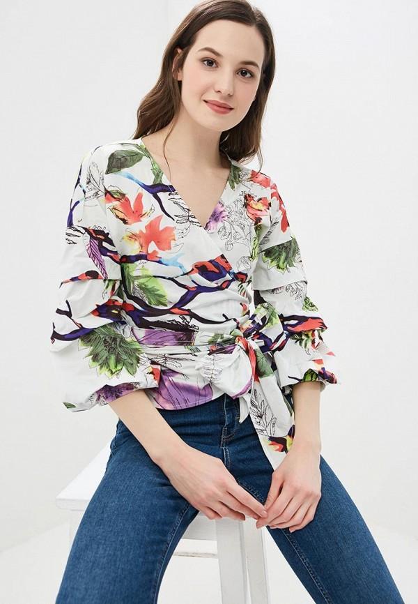 Блуза MadaM T MadaM T MA422EWERCE3 блуза madam t madam t ma422ewbqbw4