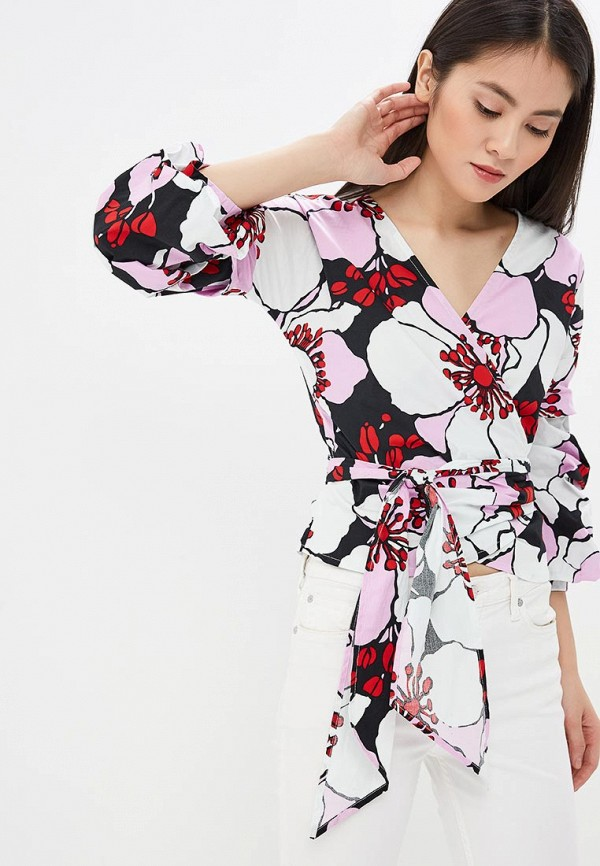 Блуза MadaM T MadaM T MA422EWERCE4 блуза madam t madam t ma422ewbqbw4