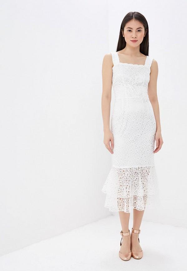 женское вечерние платье мадам т, белое