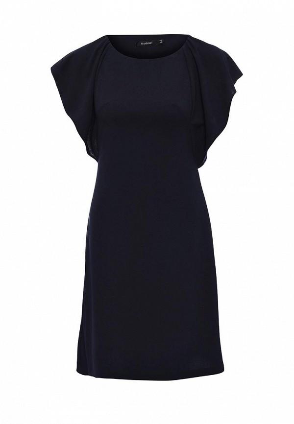 Купить Платье MadaM T, MA422EWLPT44, синий, Осень-зима 2016/2017