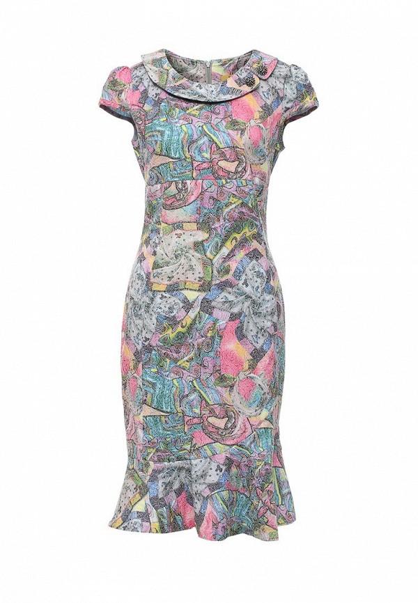 Платье MadaM T MadaM T MA422EWRED55