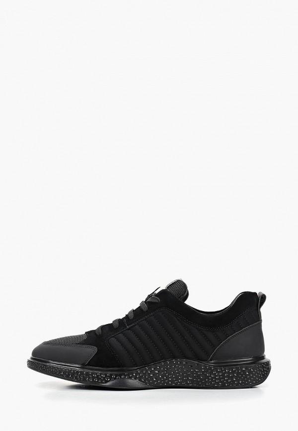 мужские кроссовки mascotte, черные