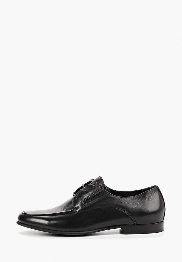 мужские туфли mascotte, черные