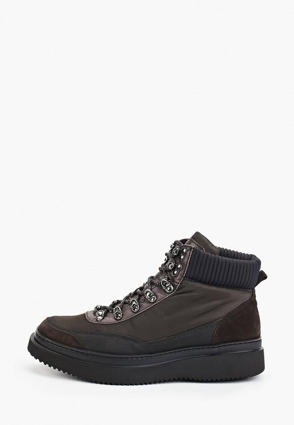 мужские ботинки mascotte, коричневые