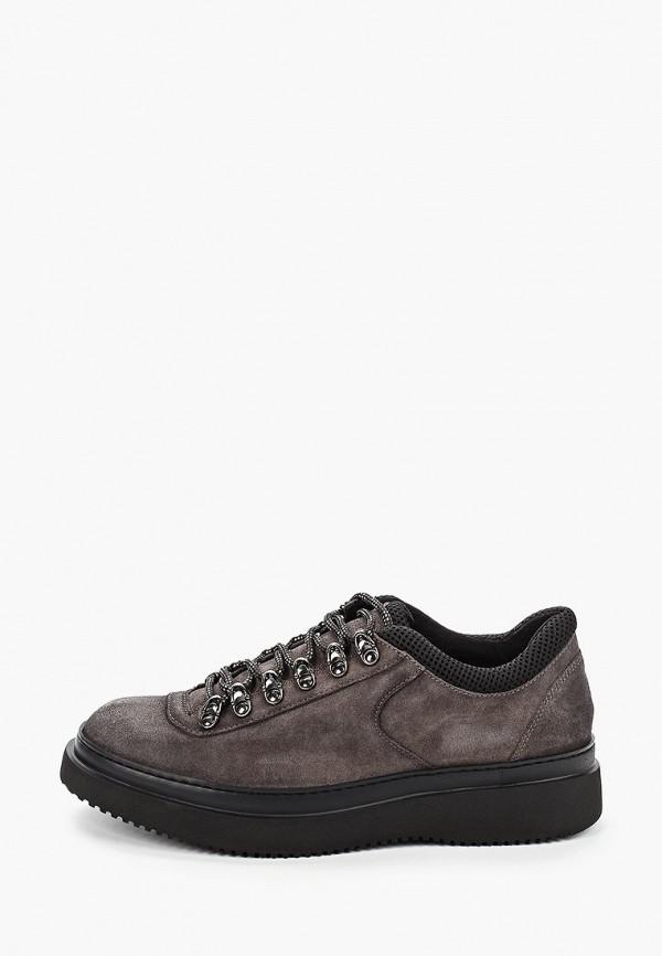 мужские низкие ботинки mascotte, серые