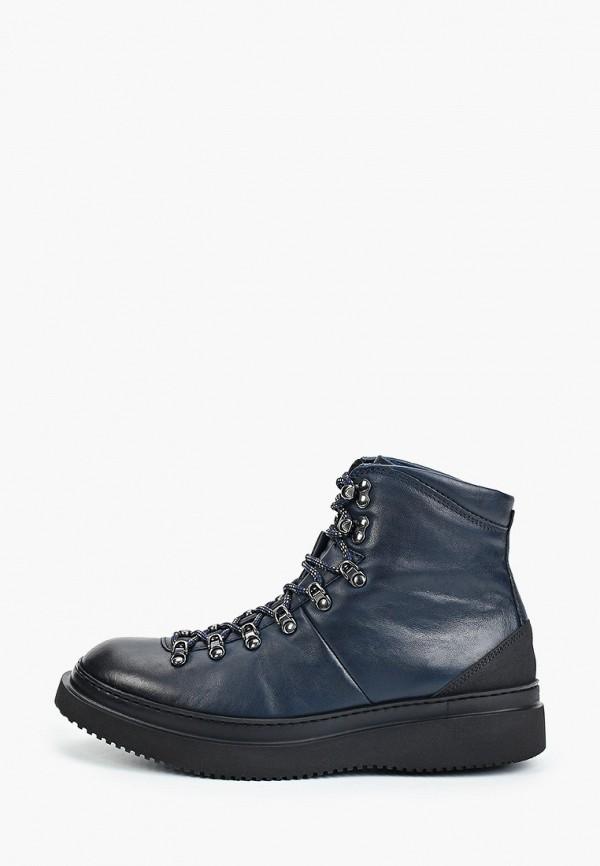 мужские ботинки mascotte, синие
