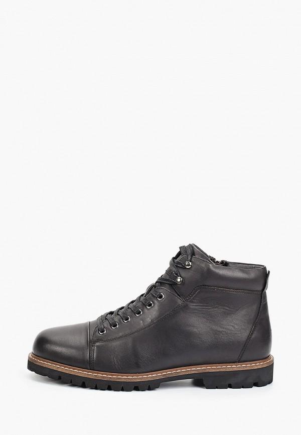 мужские ботинки mascotte, черные