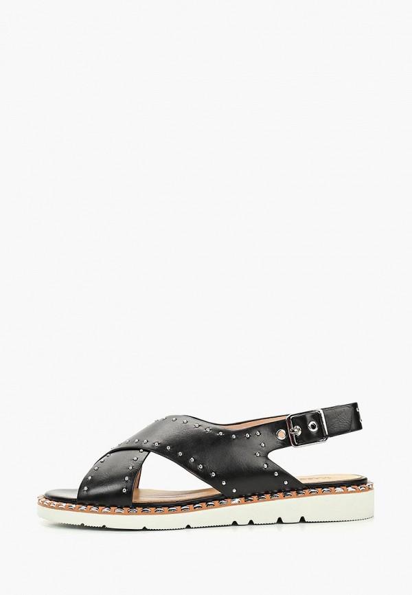 женские сандалии mascotte, черные