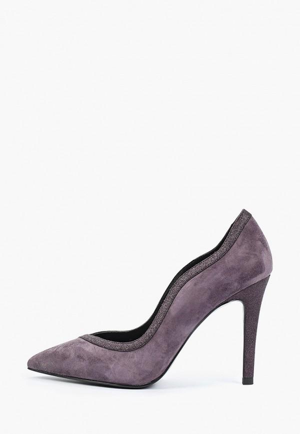 женские туфли mascotte, фиолетовые