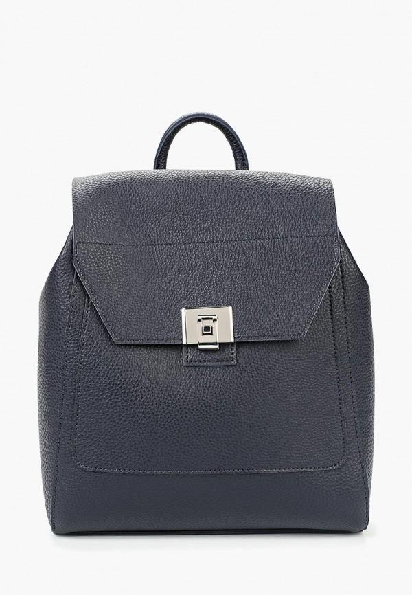 женский рюкзак mascotte, синий