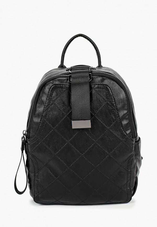 женский рюкзак mascotte, черный