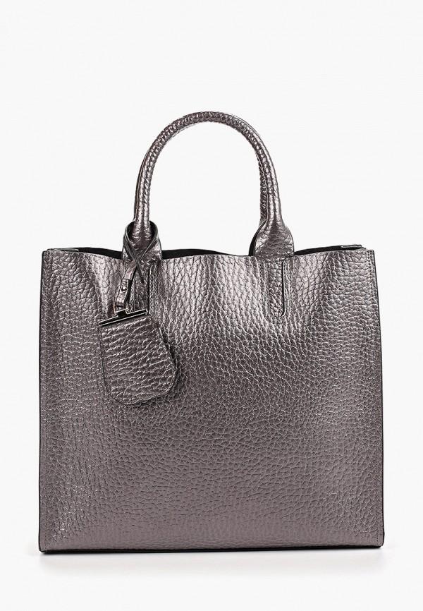 женская сумка mascotte, серая