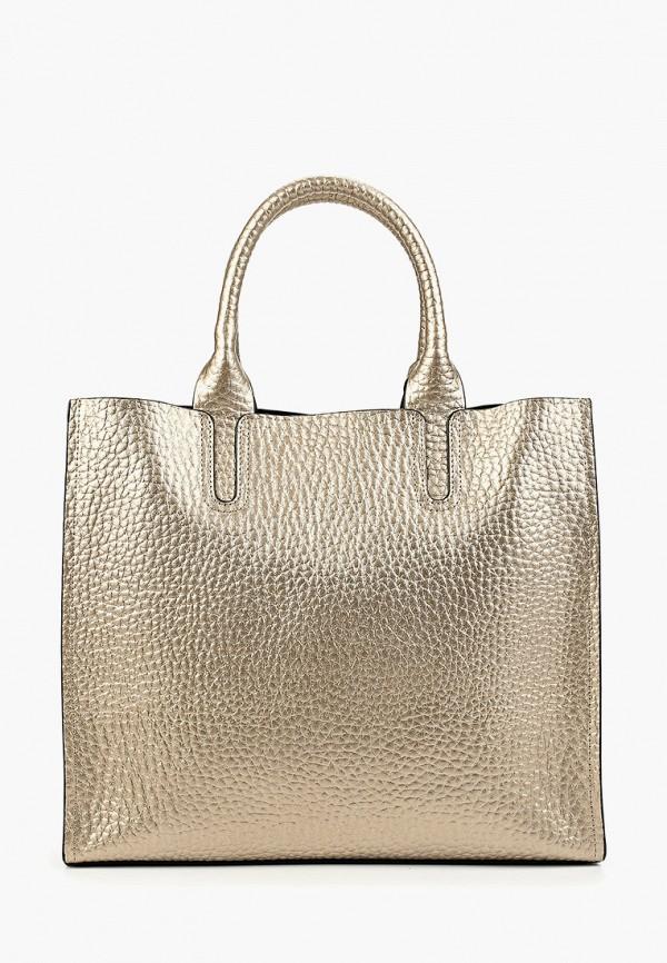 женская сумка mascotte, золотая