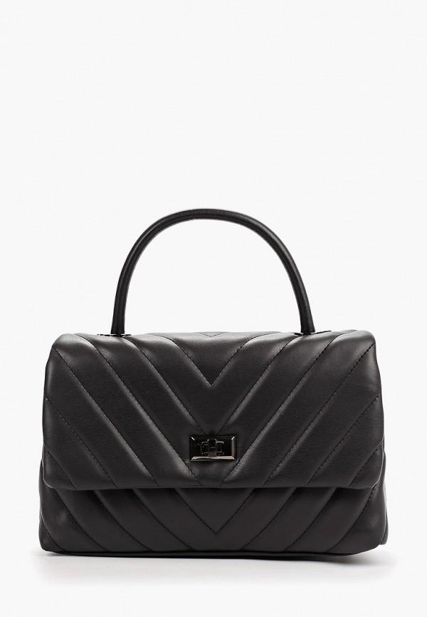 женская сумка mascotte, черная