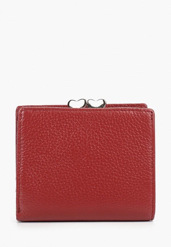 женский кошелёк mascotte, красный