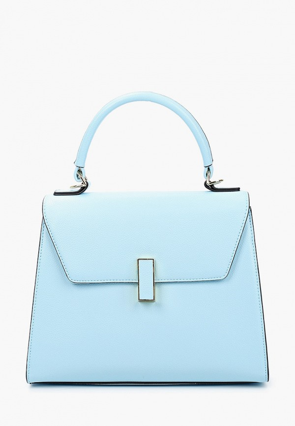 женская сумка mascotte, голубая