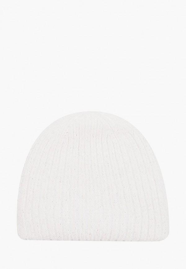 женская шапка mascotte, белая