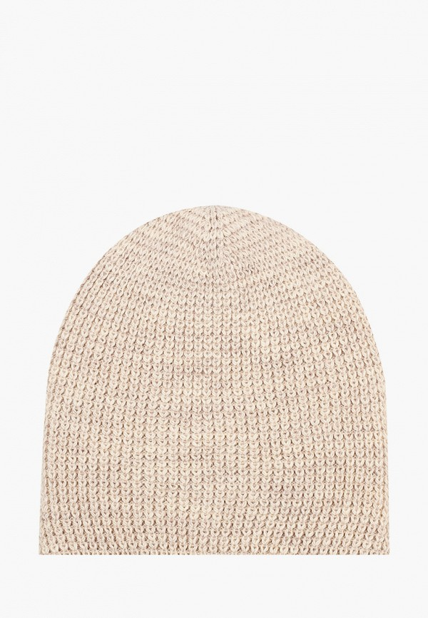 женская шапка mascotte, бежевая