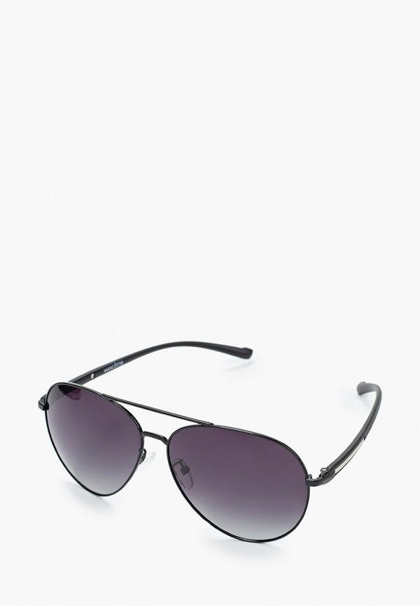 мужские солнцезащитные очки mascotte, черные