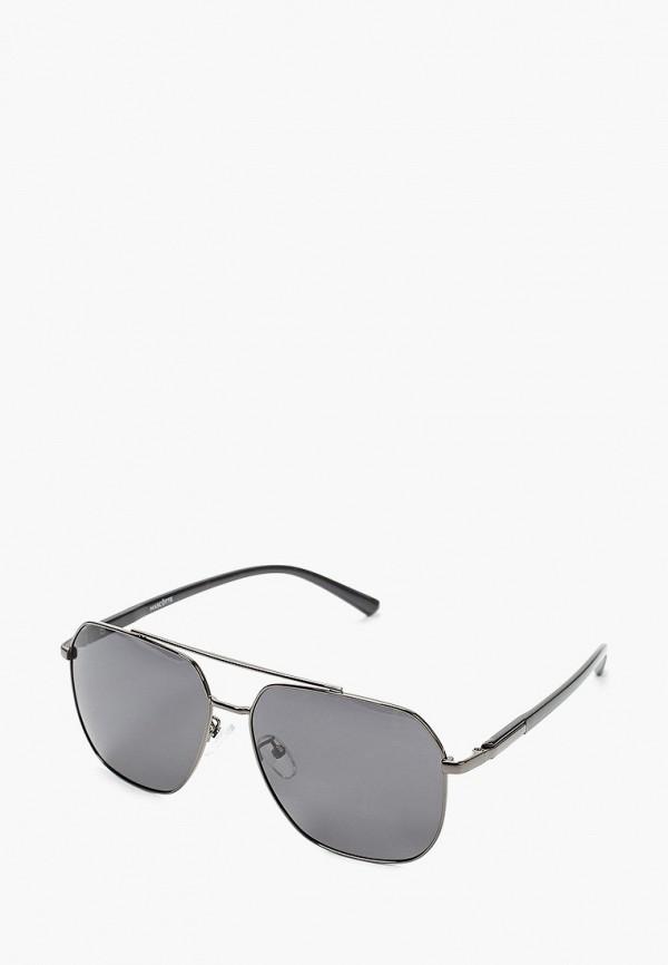 мужские авиаторы солнцезащитные очки mascotte, черные