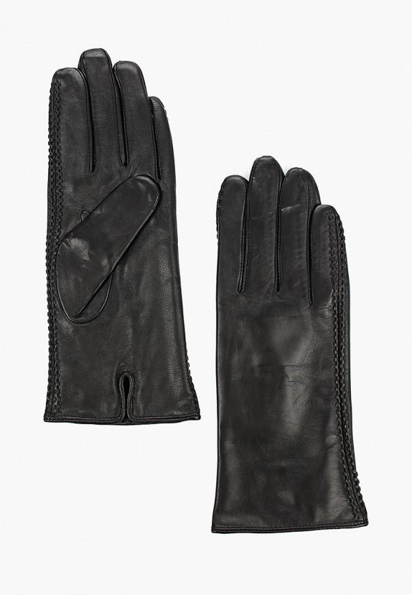 женские перчатки mascotte, черные