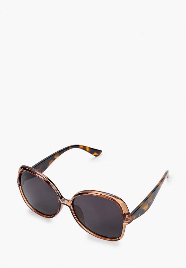 женские солнцезащитные очки mascotte, коричневые