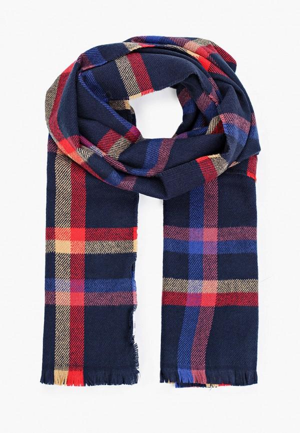 мужской шарф mascotte, синий