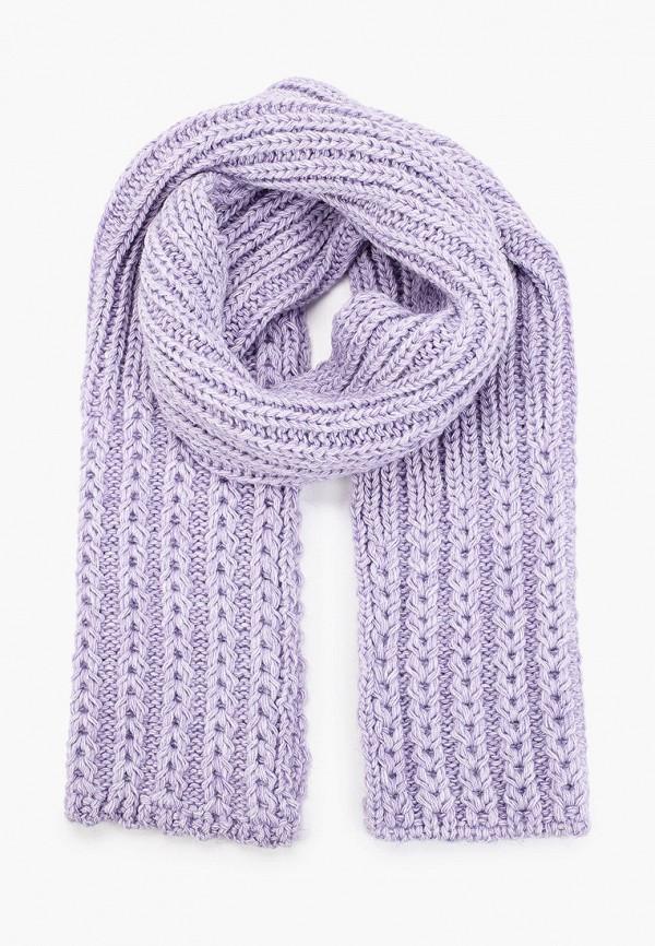 женский шарф mascotte, фиолетовый