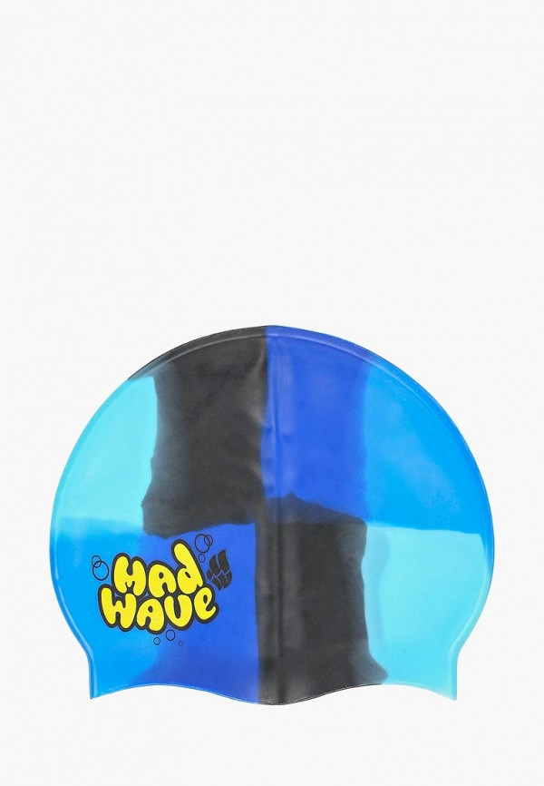 Шапочка для плавания MadWave MadWave MA991DBEKKZ5 купальник madwave madwave ma991ewstv57