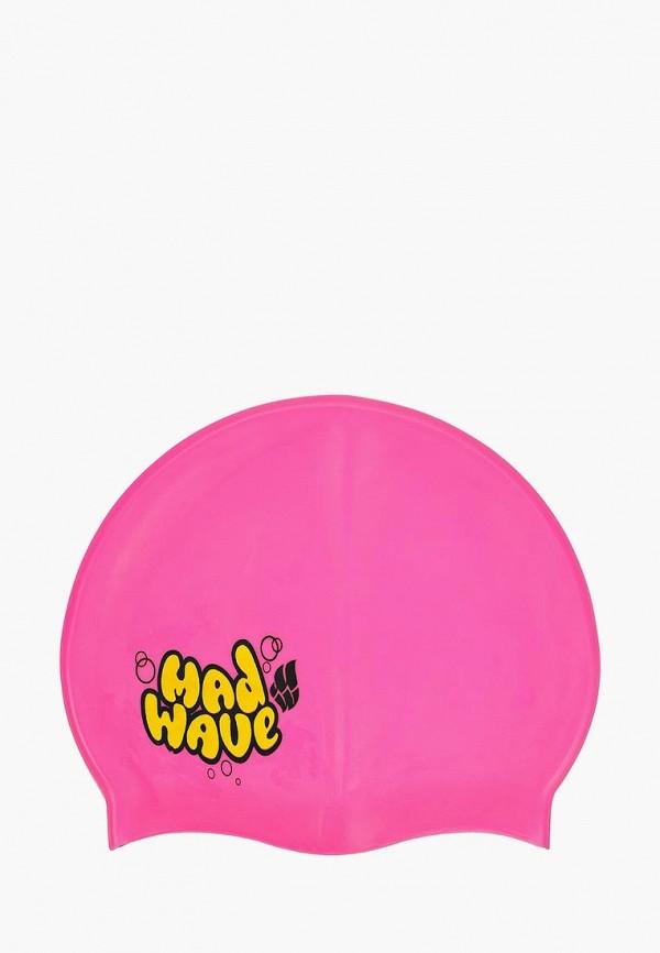 Шапочка для плавания MadWave MadWave MA991DGEKKZ4 шапочка для плавания madwave madwave ma991dkamnb2