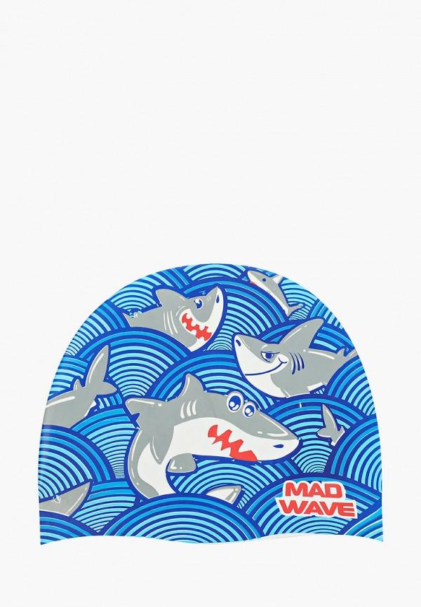 цены Шапочка для плавания MadWave MadWave MA991DKHMEM6