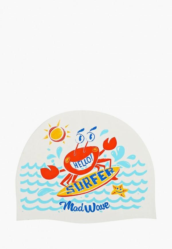 Шапочка для плавания MadWave MadWave MA991DKHMEM7