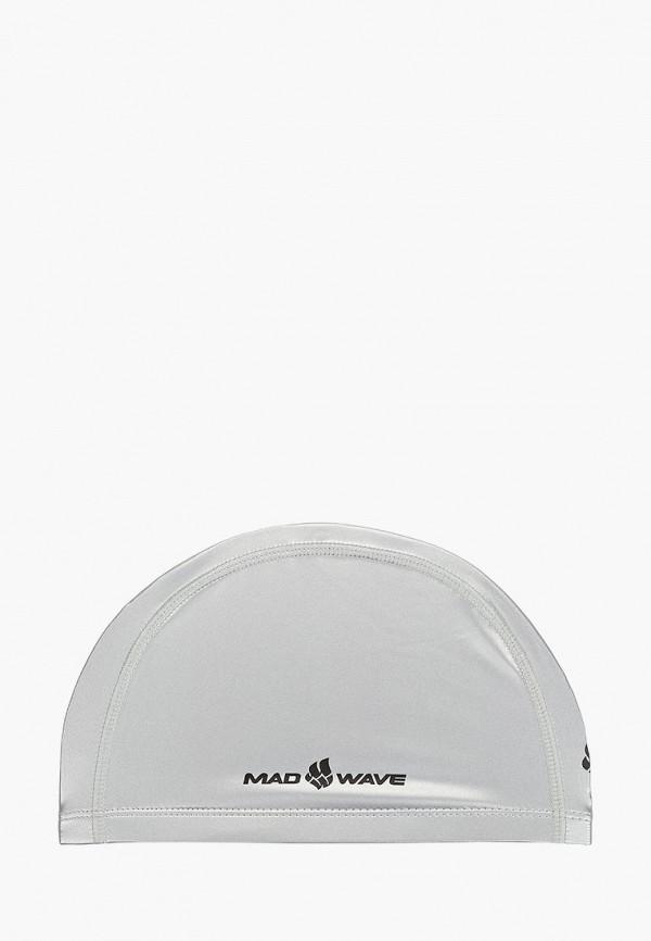 Шапочка для плавания MadWave MadWave MA991DUEUUG1 очки для плавания madwave madwave ma991dubeg94