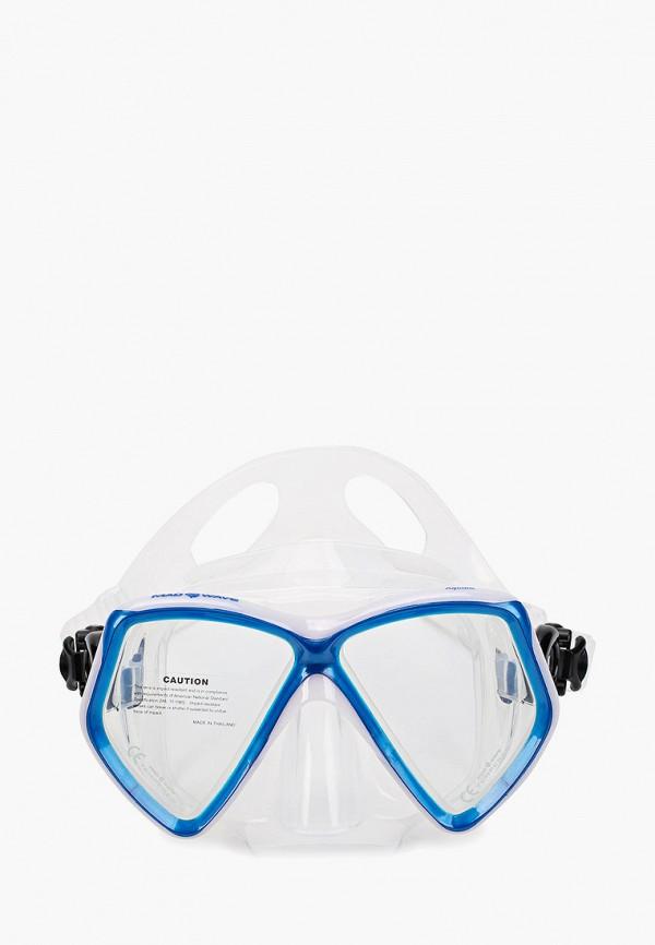 Фото - Маска для плавания MadWave MadWave MA991DUGOUU6 набор для плавания intex аква маска трубка цвет синий