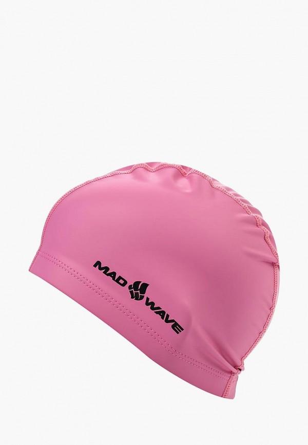 Шапочка для плавания MadWave MadWave MA991DUHYY09 шапочка для плавания madwave madwave ma991dkamnb2