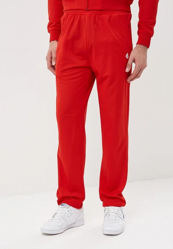 мужские спортивные брюки madwave, красные