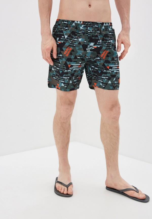 мужские спортивные шорты madwave, хаки