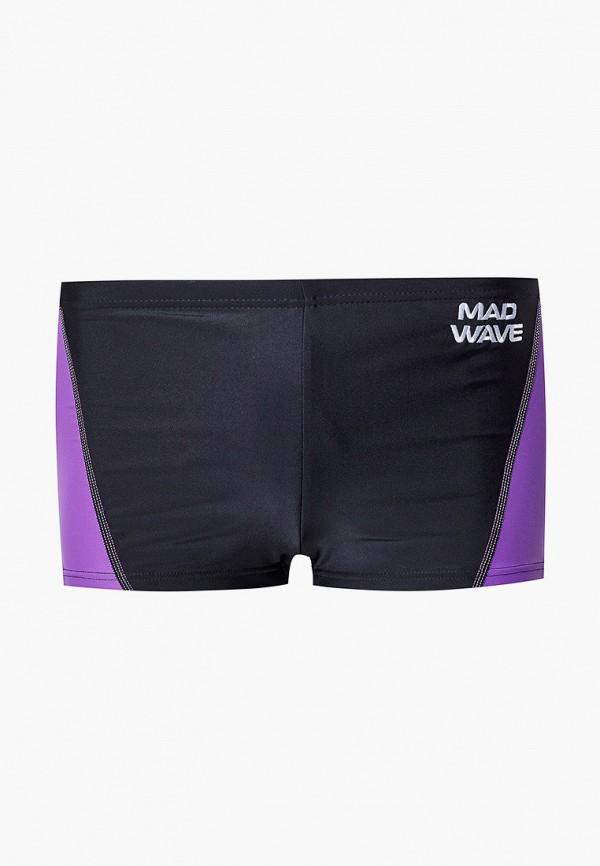 мужские плавки madwave, черные