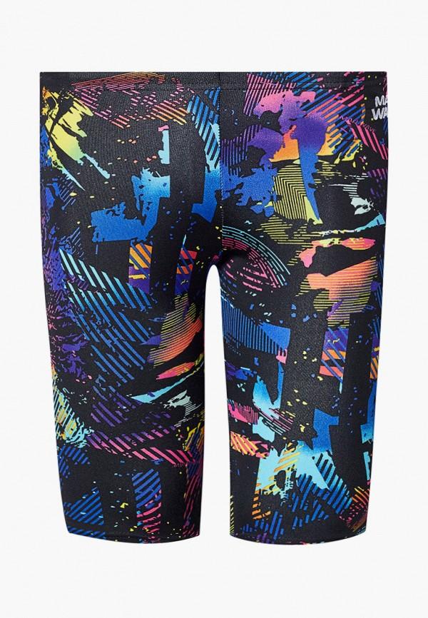 мужские спортивные шорты madwave, разноцветные