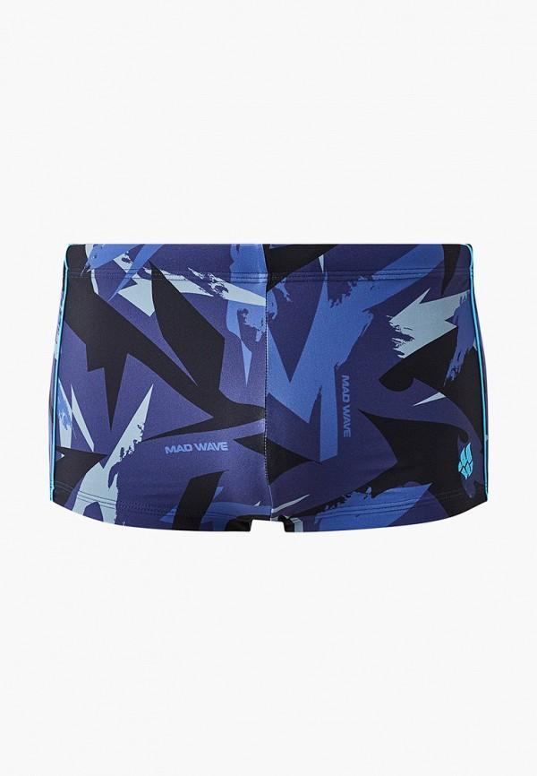 мужские плавки madwave, синие