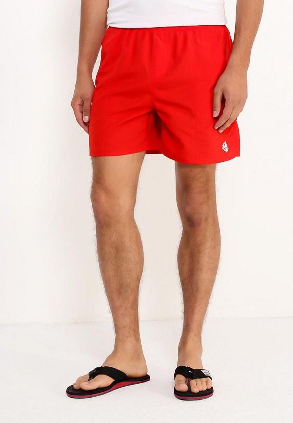 мужские спортивные спортивные шорты madwave, красные