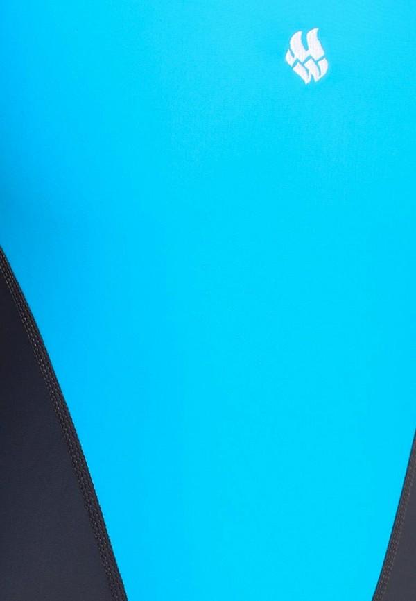 Фото 4 - Купальник MadWave голубого цвета