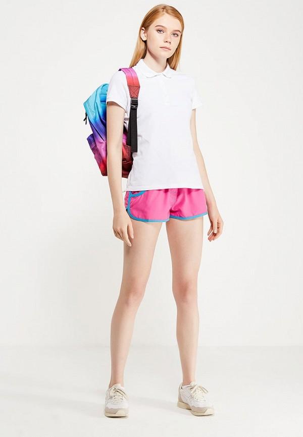 Фото 5 - женские шорты MadWave розового цвета