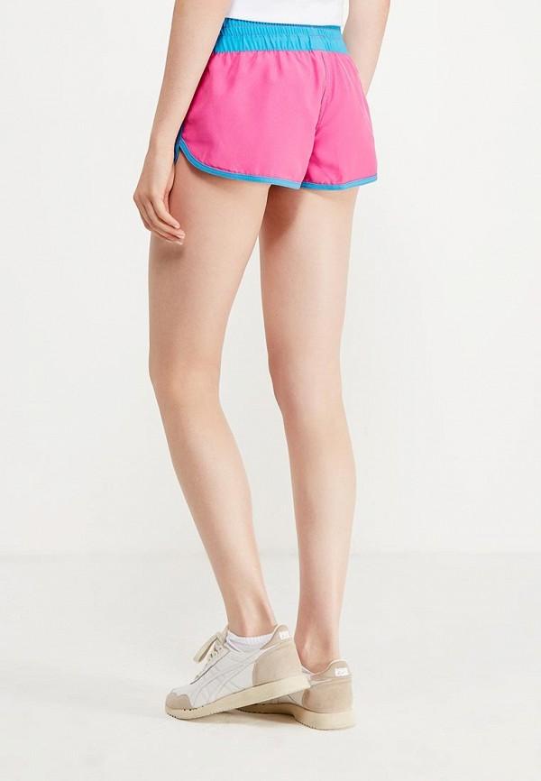 Фото 6 - женские шорты MadWave розового цвета