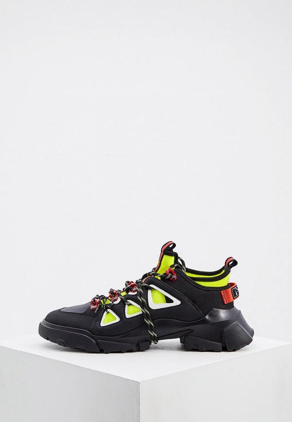 мужские кроссовки mcq alexander mcqueen, черные