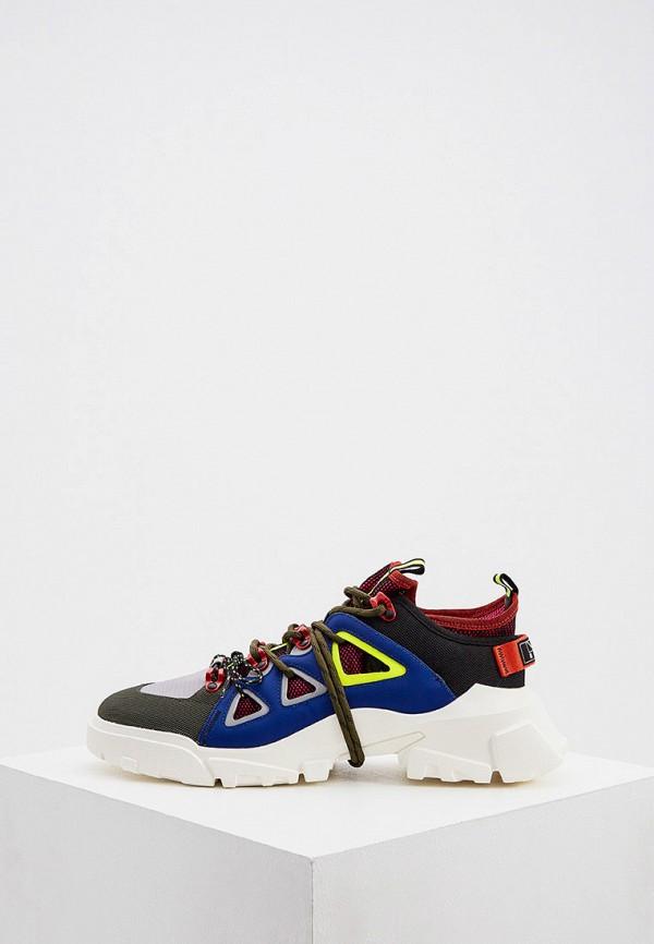 мужские кроссовки mcq alexander mcqueen, разноцветные