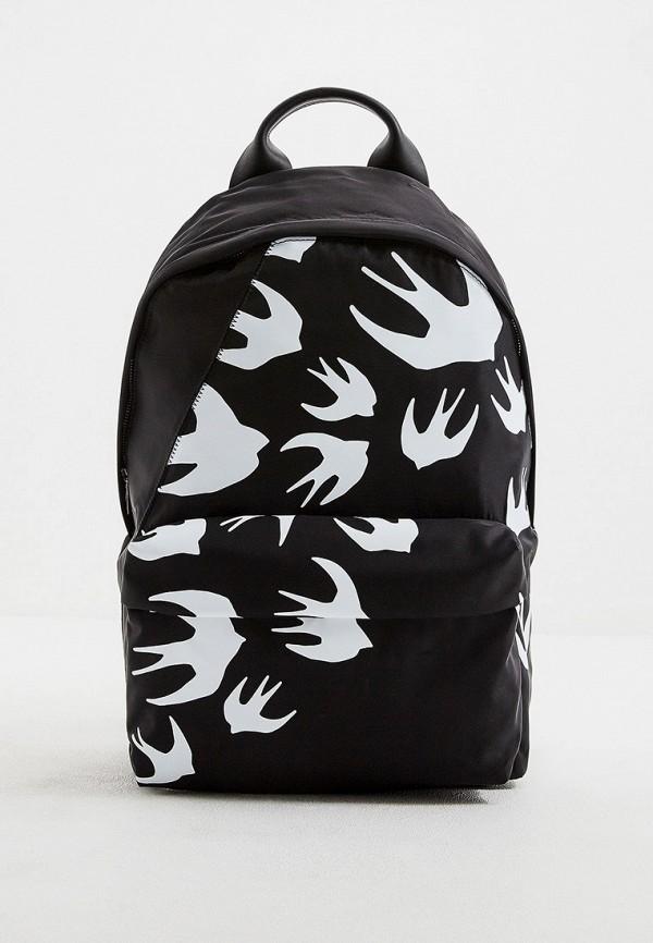 мужской рюкзак mcq alexander mcqueen, черный